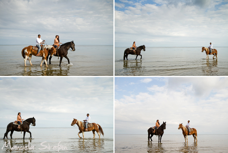 Horse Play Niagara engagement photos
