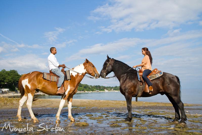 Horse Play Niagara romantic photos