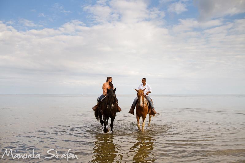 Romantic photo shoot at Horse Play Niagara