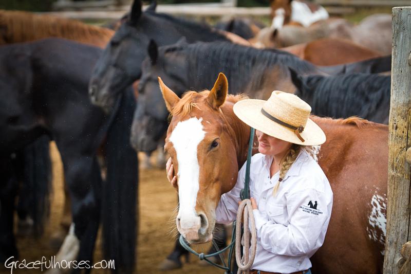 Gros Ventre River Ranch wrangler
