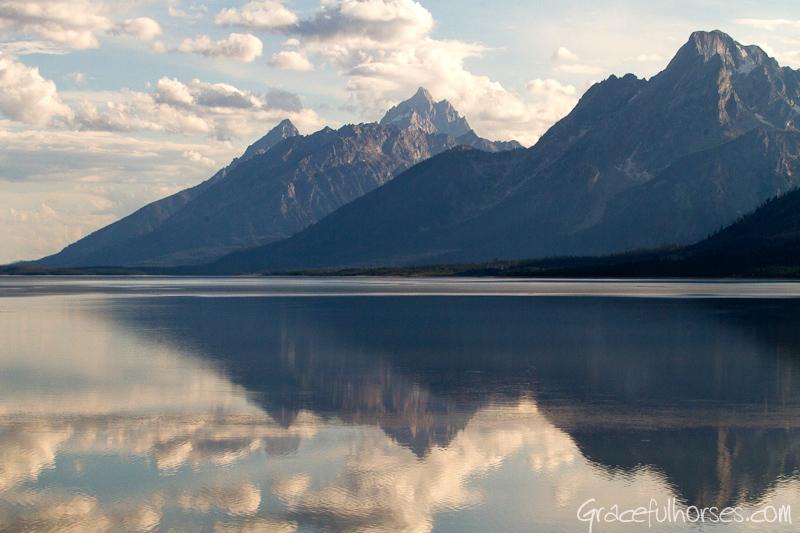 The Grand Teton Mountains