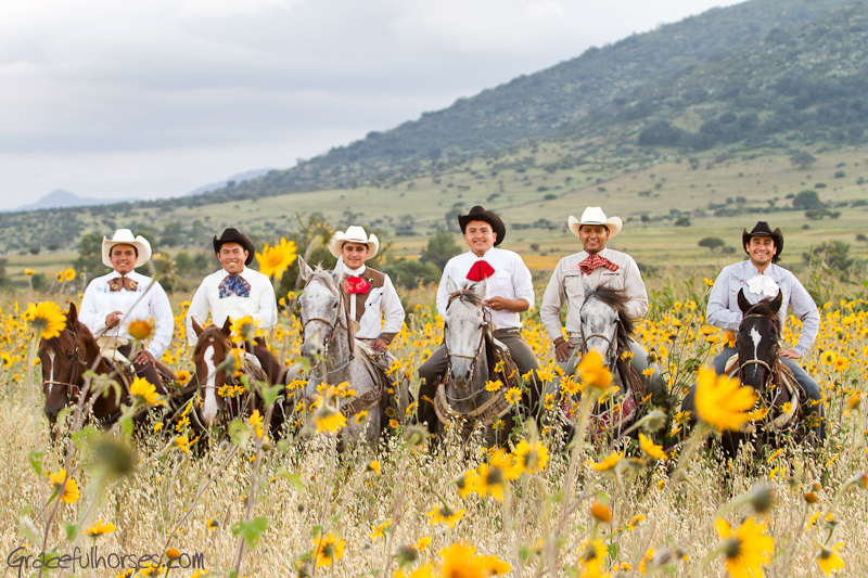 Mexican wranglers