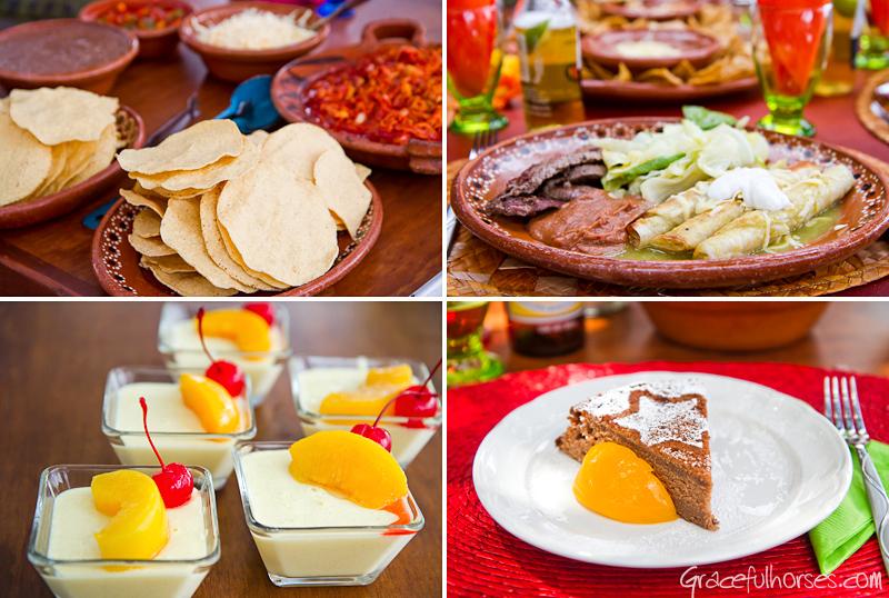 Rancho Las Cascadas meals