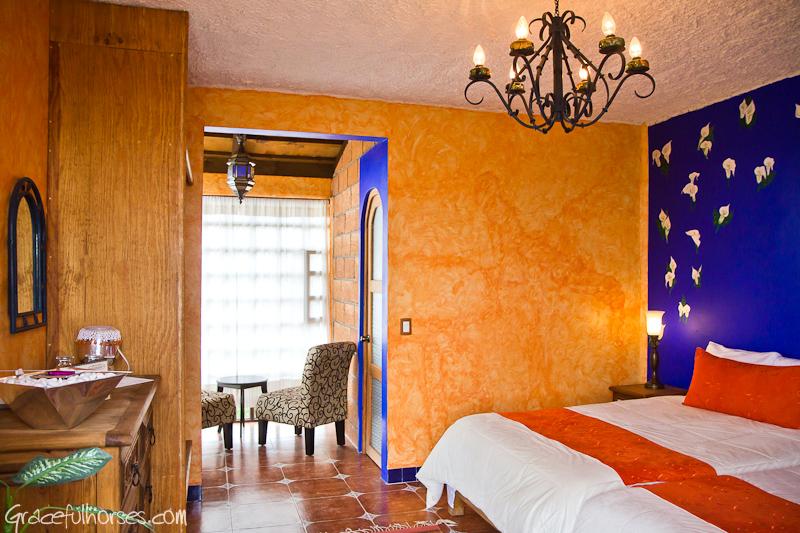Room at Rancho Las Cascadas