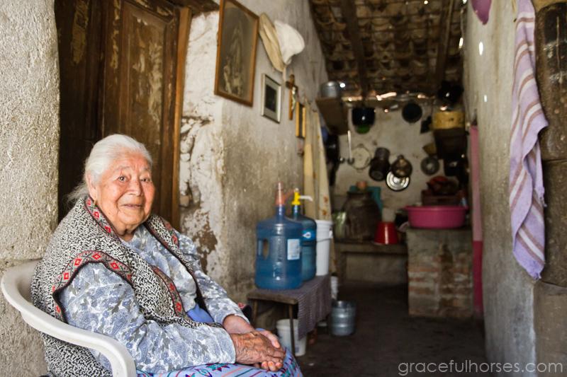Luisa Ruiz Varga 92 yrs old