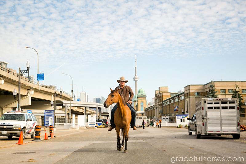 Guy McLean in Toronto