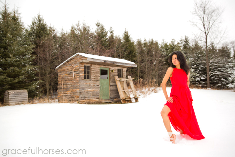 Farm dance photography
