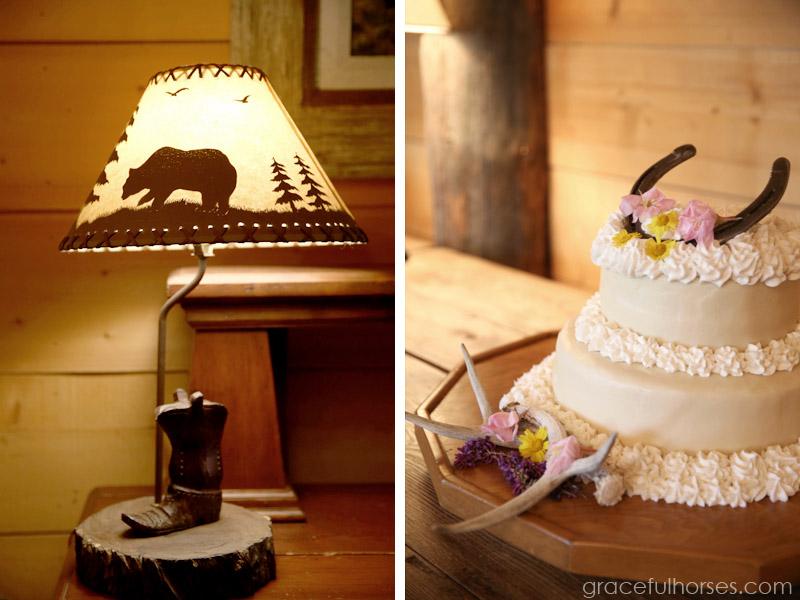 Lazy L&B Ranch wedding details
