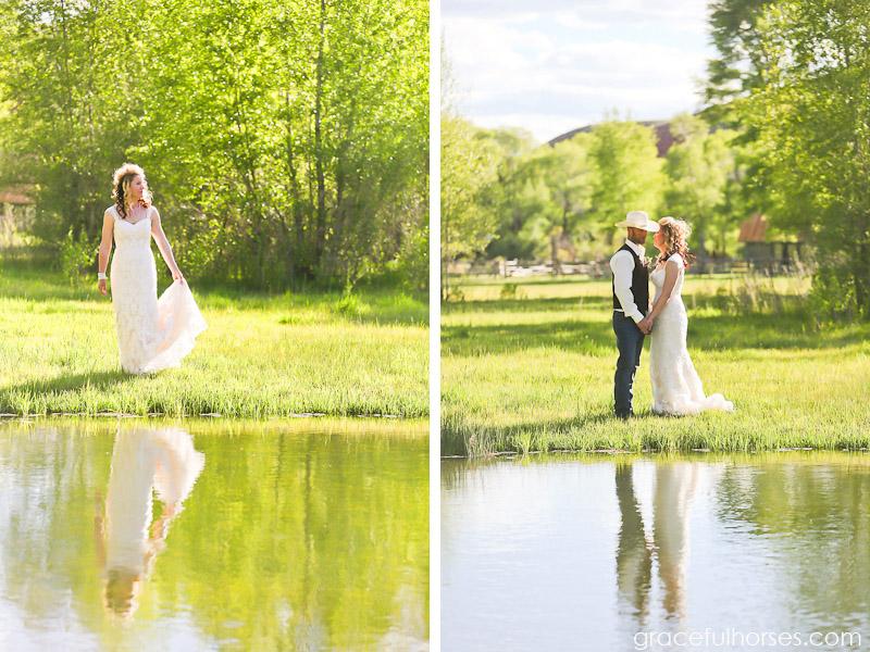 Lazy L&B Ranch wedding photographer