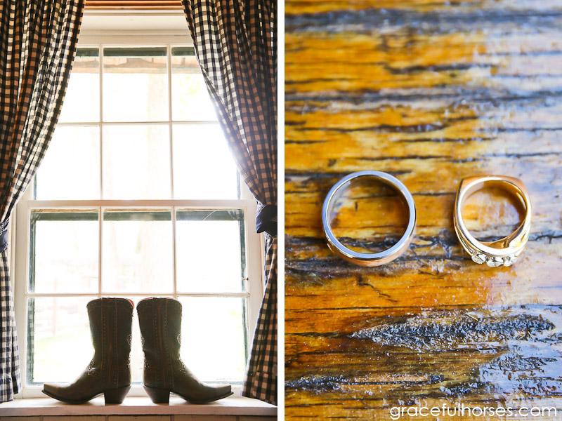 Wyoming ranch wedding photographer