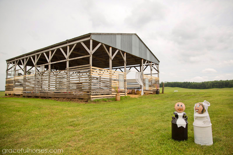 Pine Brook Farm wedding photographer