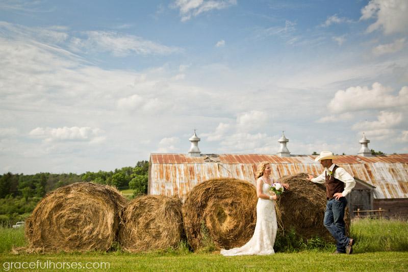 Wedding photographer Spooner Wis