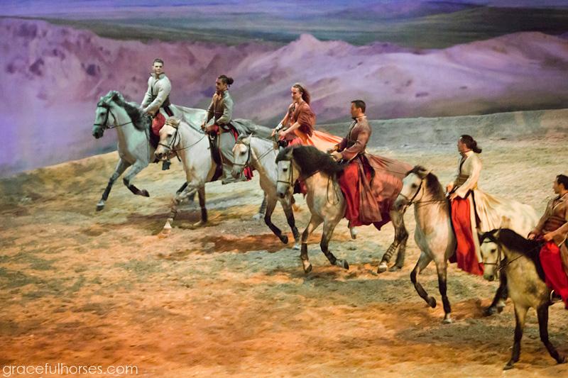Cavalia Odysseo show