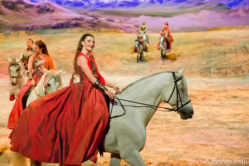 Odysseo show