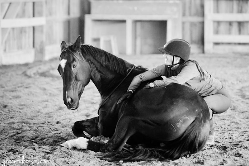 Lindsey Partridge natural horsemanship