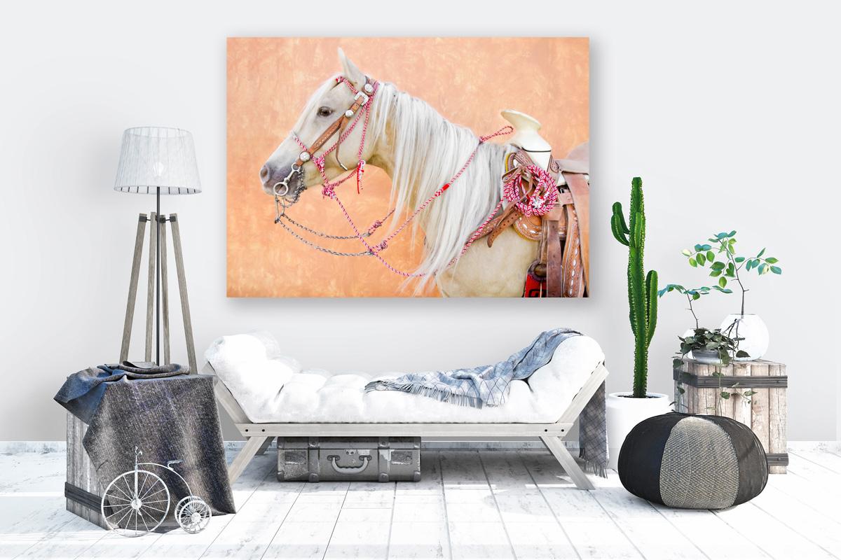 Equestrian art by Manuela